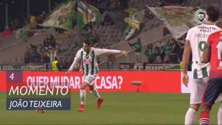 Vitória FC, Jogada, João Teixeira aos 4'