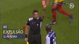 FC Porto, Expulsão, Danilo Pereira aos 80'