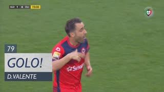 GOLO! UD Oliveirense, Diogo Valente aos 79', Vitória SC 1-4 UD Oliveirense