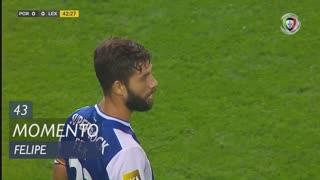 FC Porto, Jogada, Felipe aos 43'
