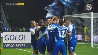 GOLO! FC Porto, Diego Reyes aos 17', FC P.Ferreira 0-1 FC Porto