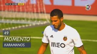 Rio Ave FC, Jogada, A. Karamanos aos 49'