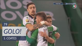 GOLO! Sporting CP, S. Coates aos 79', Sporting CP 5-0 U. Madeira