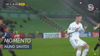 Rio Ave FC, Jogada, Nuno Santos aos 3'