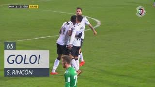 GOLO! Vitória SC, S. Rincón aos 65', Moreirense FC 2-3 Vitória SC