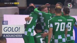 GOLO! Moreirense FC, B. Aouacheria aos 41', Moreirense FC 2-2 Vitória SC