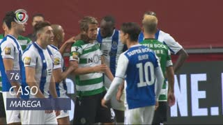 FC Porto, Caso, Marega aos 76'