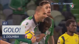 GOLO! Sporting CP, S. Doumbia aos 61', Sporting CP 3-0 U. Madeira