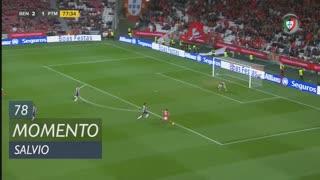 SL Benfica, Jogada, Salvio aos 78'