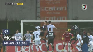 Leixões SC, Jogada, Ricardo Alves aos 57'