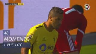 FC P.Ferreira, Jogada, Luiz Phellype aos 48'