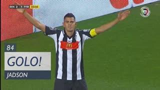 GOLO! Portimonense, Jadson aos 84', SL Benfica 2-2 Portimonense