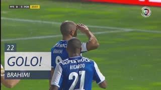 GOLO! FC Porto, Brahimi aos 21', FC P.Ferreira 0-2 FC Porto