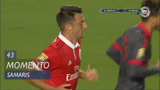 SL Benfica, Jogada, Samaris aos 43'