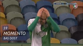 Sporting CP, Jogada, Bas Dost aos 59'