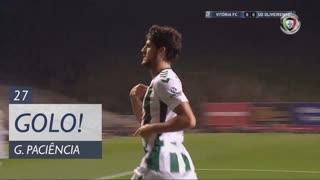 GOLO! Vitória FC, Gonçalo Paciência aos 27', Vitória FC 1-0 UD Oliveirense