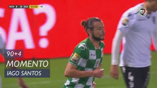 Moreirense FC, Jogada, Iago Santos aos 90'+4'