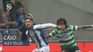 FC Porto, Caso, Alex Telles aos 19'
