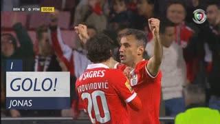 GOLO! SL Benfica, Jonas aos 1', SL Benfica 1-0 Portimonense
