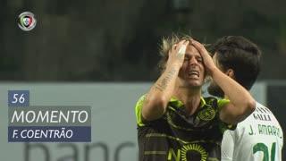Sporting CP, Jogada, Fábio Coentrão aos 56'
