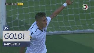 GOLO! Vitória SC, Raphinha aos 39', Vitória SC 1-0 CD Feirense