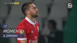 SL Benfica, Jogada, A. Zivkovic aos 17'