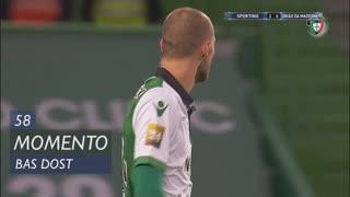 Sporting CP, Jogada, Bas Dost aos 58'