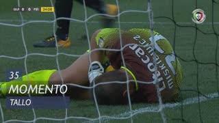 Vitória SC, Jogada, G. Tallo aos 35'
