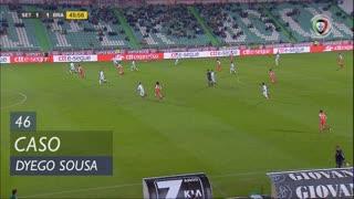 SC Braga, Caso, Dyego Sousa aos 46'