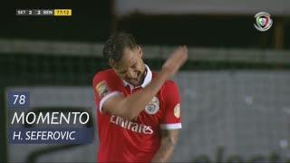SL Benfica, Jogada, H. Seferovic aos 78'