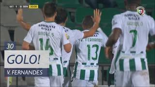 GOLO! Vitória FC, Vasco Fernandes aos 30', Vitória FC 1-0 SL Benfica