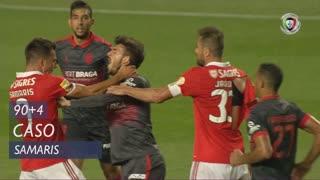 SL Benfica, Caso, Samaris aos 90'+4'