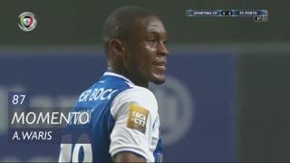FC Porto, Jogada, A. Waris aos 87'