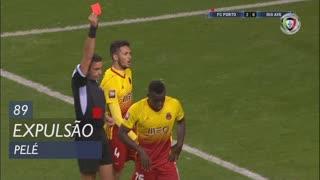 Rio Ave FC, Expulsão, Pelé aos 89'