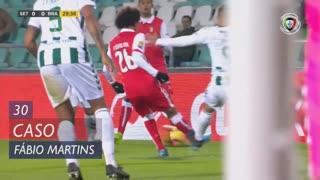 SC Braga, Caso, Fábio Martins aos 30'