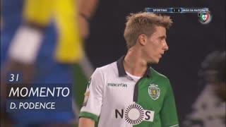 Sporting CP, Jogada, Daniel Podence aos 31'