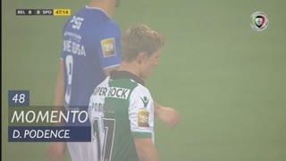 Sporting CP, Jogada, Daniel Podence aos 48'