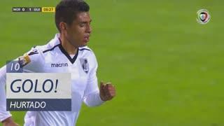 GOLO! Vitória SC, Hurtado aos 10', Moreirense FC 0-1 Vitória SC