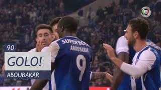 GOLO! FC Porto, Aboubakar aos 90', FC Porto 3-0 Rio Ave FC