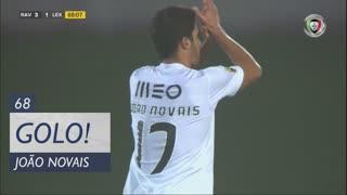 GOLO! Rio Ave FC, João Novais aos 68', Rio Ave FC 3-1 Leixões SC