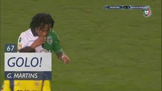 GOLO! Sporting CP, Gelson Martins aos 67', Sporting CP 4-0 U. Madeira