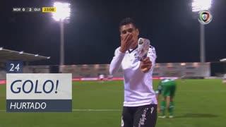 GOLO! Vitória SC, Hurtado aos 24', Moreirense FC 0-2 Vitória SC