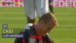 CD Feirense, Caso, Luis Henrique aos 27'
