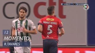 UD Oliveirense, Jogada, Ricardo Tavares aos 12'