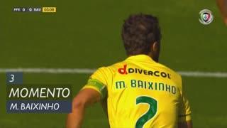 FC P.Ferreira, Jogada, Marco Baixinho aos 3'