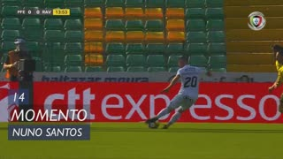 Rio Ave FC, Jogada, Nuno Santos aos 14'