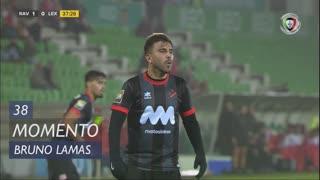 Leixões SC, Jogada, Bruno Lamas aos 38'
