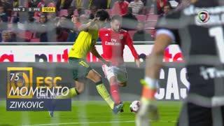 SL Benfica, Jogada, Zivkovic aos 75'