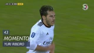SL Benfica, Jogada, Yuri Ribeiro aos 43'