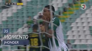 Vitória FC, Jogada, Jhonder aos 35'